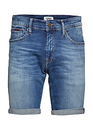 SCANTON SHORT - FALCON MID BLUE STR