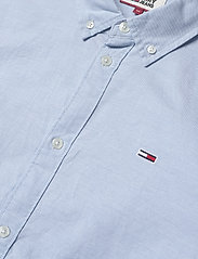 Tommy Jeans - TJM STRETCH OXFORD S - basic shirts - shoreside blue - 2