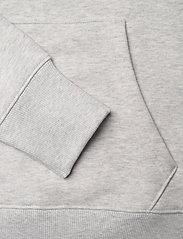 Tommy Jeans - TJM TOMMY BADGE HOODIE - hoodies - silver grey htr - 3