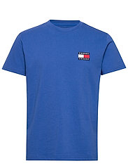 TJM TOMMY BADGE TEE - SURF THE WEB