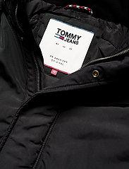 Tommy Jeans - TJM TECH JACKET - padded jackets - tommy black - 8