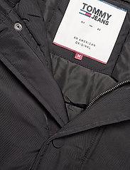 Tommy Jeans - TJM TECH PARKA - parkas - tommy black - 8