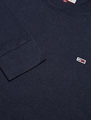 Tommy Jeans - TJM CLASSICS LONGSLEEVE TEE - long-sleeved t-shirts - black iris - 2