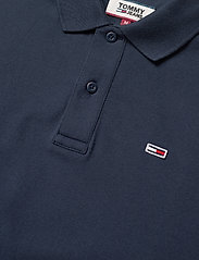 Tommy Jeans - TJM CLASSICS SOLID STRETCH POLO - lyhythihaiset - twilight navy - 2