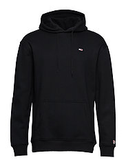 TJM TOMMY CLASSICS HOODIE - TOMMY BLACK
