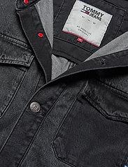 Tommy Jeans - TJM CARGO JACKET CRMXK - overshirts - care mix black - 2
