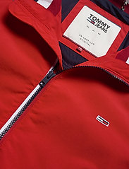 Tommy Jeans - TJM ESSENTIAL BOMBER - bomber jackets - racing red - 4