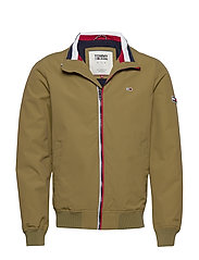 TJM ESSENTIAL BOMBER JACKET - UNIFORM OLIVE