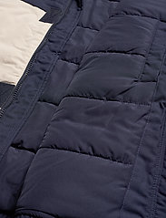 Tommy Jeans - TJM COLORBLOCK JACKET - padded jackets - black iris/multi - 4
