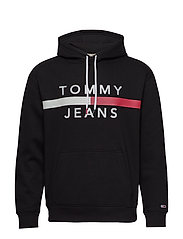 TJM REFLECTIVE FLAG - TOMMY BLACK