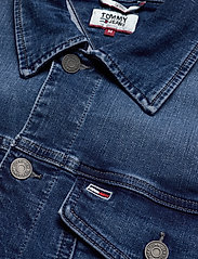 Tommy Jeans - OVERSIZED DENIM TRUCKER BDFM - denim jackets - bedford mid bl com - 2