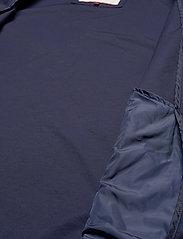 Tommy Jeans - TJM ESSENTIAL HOODED JACKET - light jackets - black iris - 4