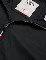 Tommy Jeans - TJM ESSENTIAL HOODED JACKET - light jackets - tommy black - 2
