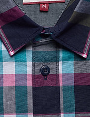 Tommy Jeans - TJM ESSENTIAL CHECK SHIRT - rutede skjorter - twilight navy / multi - 2
