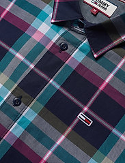 Tommy Jeans - TJM ESSENTIAL CHECK SHIRT - rutede skjorter - twilight navy / multi - 3