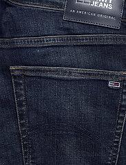 Tommy Jeans - AUSTIN SLIM DNDBST - slim jeans - danny dark blue stretch - 4