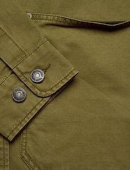 Tommy Jeans - TJM COTTON CARGO JACKET - denim jackets - uniform olive - 3