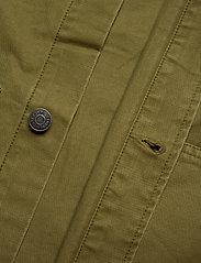 Tommy Jeans - TJM COTTON CARGO JACKET - denim jackets - uniform olive - 4