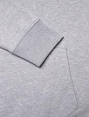 Tommy Jeans - TJM STRAIGHT LOGO HOODIE - hoodies - lt grey heather - 3