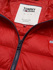 Tommy Jeans - TJM PACKABLE LIGHT DOWN JACKET - padded jackets - deep crimson - 5