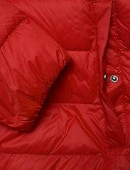 Tommy Jeans - TJM PACKABLE LIGHT DOWN JACKET - kurtki puchowe - deep crimson - 6