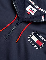 Tommy Jeans - TJM HALF ZIP HOODIE - hoodies - twilight navy - 2