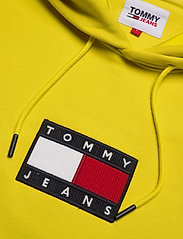 Tommy Jeans - TJM SMALL FLAG HOODIE - hoodies - valley yellow - 2