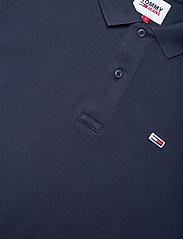 Tommy Jeans - TJM CLASSICS SOLID S - kortärmade pikéer - twilight navy - 2