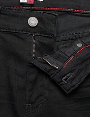 Tommy Jeans - AUSTIN SLIM TAPERED NBKS - slim jeans - new black stretch - 3