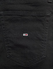 Tommy Jeans - AUSTIN SLIM TAPERED NBKS - slim jeans - new black stretch - 4