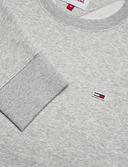 Tommy Jeans - TJM REGULAR FLEECE C NECK - kläder - lt grey htr - 2