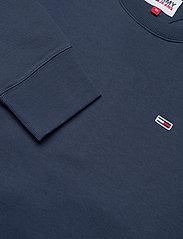 Tommy Jeans - TJM REGULAR FLEECE C NECK - kläder - twilight navy - 2