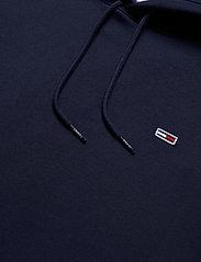 Tommy Jeans - TJM REGULAR FLEECE HOODIE - basic sweatshirts - twilight navy - 2