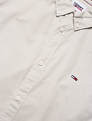 Tommy Jeans - TJM LIGHTWEIGHT TWILL S/S SHIRT - rutiga skjortor - light cast - 3