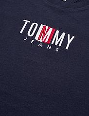 Tommy Jeans - TJM TIMELESS TOMMY BOX TEE - kortärmade t-shirts - twilight navy - 2