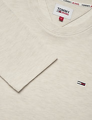 Tommy Jeans - TJM MINI WAFFLE JASPE LONGSLEEVE - basic t-shirts - white htr - 2
