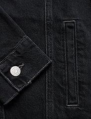 Tommy Jeans - OVERSIZE TRUCKER JACKET SSPBBRD - jeansjackor - save sp bk bk rgd destr - 3