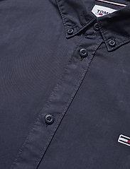 Tommy Jeans - TJM LIGHTWEIGHT TWILL SHIRT - linneskjortor - twilight navy - 3