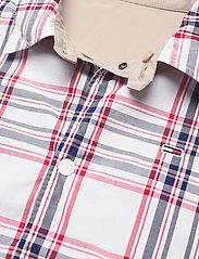 Tommy Jeans - TJM REVERSIBLE CHECK JKT - tunna jackor - soft beige - 4