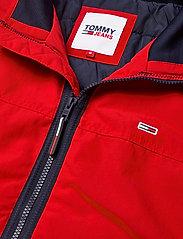 Tommy Jeans - TJM ESSENTIAL PADDED JACKET - fodrade jackor - deep crimson - 3