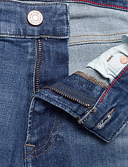 Tommy Jeans - SCANTON CE 132 MID BLUE STRETCH - slim jeans - mid blue - 3