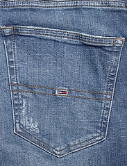 Tommy Jeans - SCANTON CE 132 MID BLUE STRETCH - slim jeans - mid blue - 4