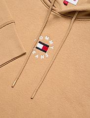 Tommy Jeans - TJM TINY TOMMY CIRCULAR HOODIE - hoodies - classic khaki - 2