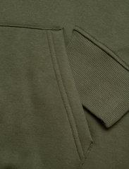 Tommy Jeans - TJM SOLID ZIP MOCK NECK - mellanlager - dark olive - 3