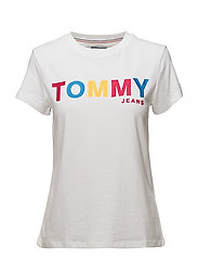 TJW CN T-SHIRT S/S 1 - BRIGHT WHITE