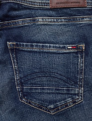 Tommy Jeans - MID RISE STRAIGHT SANDY RBST - slim jeans - royal blue stretch - 4