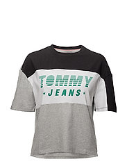 TJW COLOR BLOCK RACI - TOMMY BLACK / MULTI