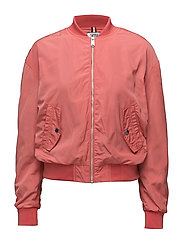 TJW ESSENTIAL BOMBER - SPICED CORAL