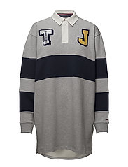 Tommy Jeans - Tjw Rugby Dress