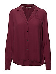 Tommy Jeans - Tjw Essential Open Neck Blouse